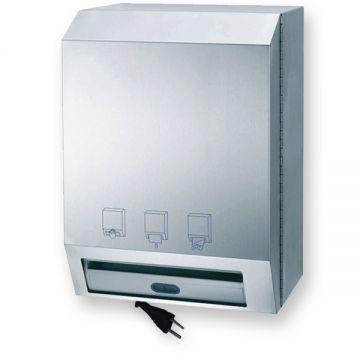 Fotoselli Kağıt Havlu Makinası Gri