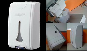 Fotoselli Sıvı Sabunluk 2100 ML Elektrikli