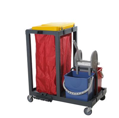 Genel Amaçlı Temizlik Kat Arabası