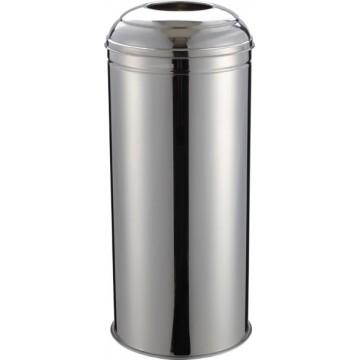 Oval Kapaklı Battal Boy Çöp Kovası