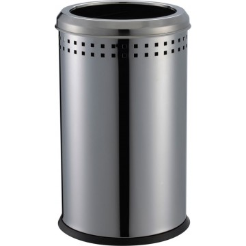 Çemberli Ferfore Çöp Kovası